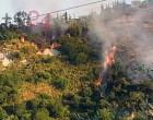 PATTI – Ancora fuoco in contrada Carasi-San Paolo