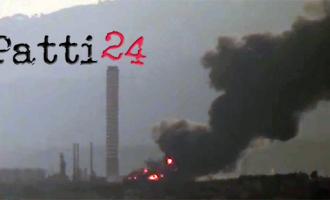 MILAZZO – Incendio alla Raffineria di Milazzo: l'Arpa dichiara che non sono stati rilevati valori anomali di inquinamento (di Eleonora Currò)