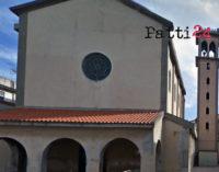 PATTI – Cedimenti alla chiesa Ognissanti di Mongiove, interdetto lo spazio antistante; sospesa l'attività didattica