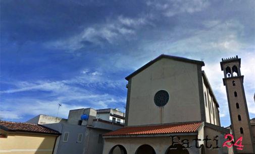 """PATTI – Dopo 15 anni, stasera alle 18,30, sarà riaperta al culto la chiesa """"Ognissanti"""". Solenne concelebrazione, presieduta dal vescovo monsignor Guglielmo Giombanco"""