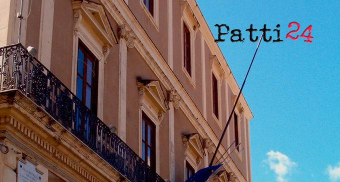 PATTI – Il ragioniere Pontillo riconfermato a capo dell'area economico-finanziaria e tributi del comune