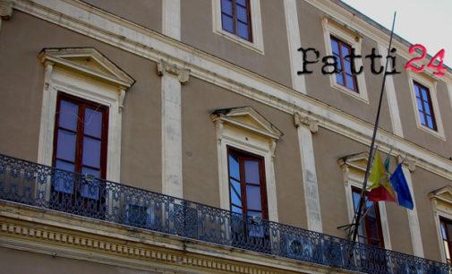 PATTI – Consiglio Comunale convocato per il 9 e il 18 settembre 2014