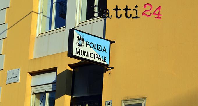 PATTI – Finanziato progetto-obiettivo per i contrattisti della polizia municipale