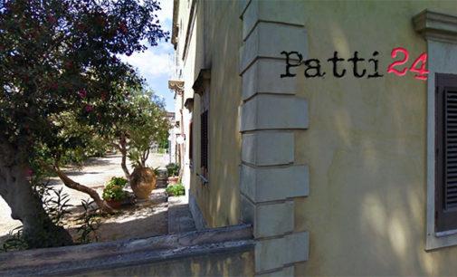 """PATTI – Presentazione del libro """"L'Italia è un paese meraviglioso"""" a Villa Pisani"""