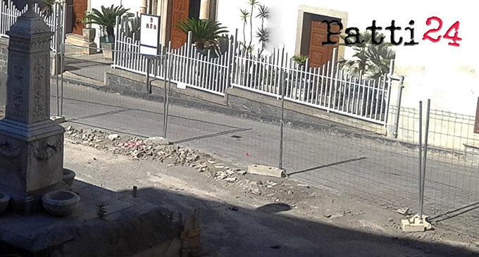 PATTI – Incontro sul rifacimento di piazza Niosi