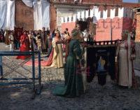 PATTI – Una delegazione di pattesi al corteo storico di Saluzzo (Piemonte)
