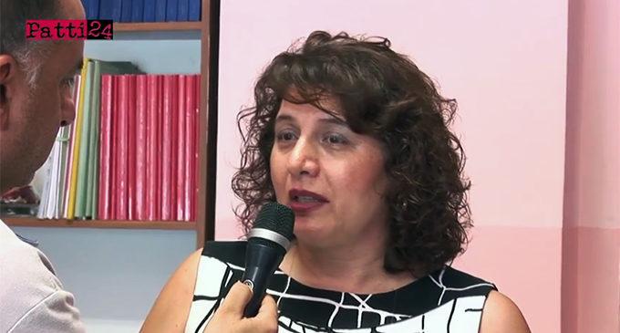 PATTI – Tutti a squola! Intervista alla dirigente Dott.ssa Marinella Lollo
