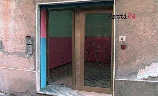 PATTI – Da domani,  lunedì 6 ottobre l'asilo di Mongiove si sposterà nella nuova sede di via Genova