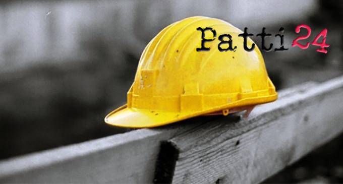 PATTI – Nella frazione Scala vecchie case in precarie condizioni di stabilità. Emessi provvedimenti