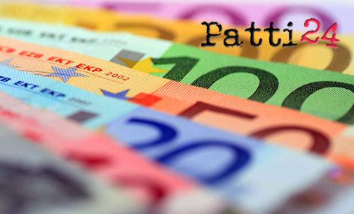 PATTI – Attribuiti oltre 137 mila euro dall'addizionale dell'ex accisa dell'energia elettrica