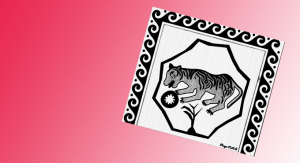 La tigre con la palla del prof. Diego Natoli sarà il logo della De.Co.