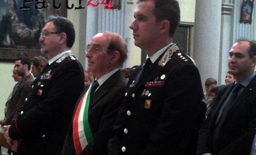 RACCUJA – Nel ricordo dell'appuntato Giorgio Scifo morto 45 anni fa