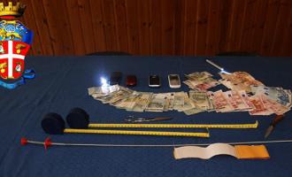 PATTI – Furto di denaro nelle cassette delle offerte del Santuario di Tindari, arrestati due catanesi