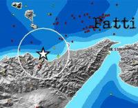 """PATTI – Terremoto in provincia, tre scosse """"in apertura"""" di novembre"""