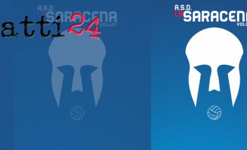 PIRAINO – Buona la prima!  la Saracena Volley si impone 3 a 1 al Palacatania contro la Pallavolo Sicilia