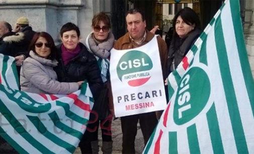 MESSINA – Precari, Cisl Fp pronta a vie legali per la stabilizzazione, Il 31 dicembre 2014 è il termine ultimo per l'avvio delle procedure di stabilizzazione dei precari