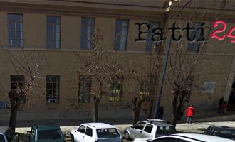 PATTI – Lombardo Radice, mutuo da 150 mila euro per la riqualificazione della palestra esterna. Il credito sportivo dà l'ok