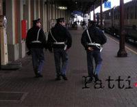 MESSINA – 46enne, con evidenti segni di squilibrio, colpisce poliziotto con una testata in pieno volto.