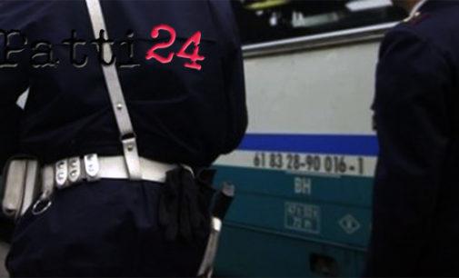 SPADAFORA – Fermato il romeno girovago, ritenuto responsabile dell'accoltellamento del capotreno