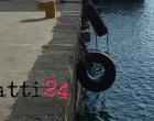VULCANO – Per il forte vento Traghetto  si schianta sulla banchina