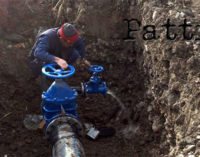 PATTI – Verso la realizzazione delle condotte idrica e fognaria in contrada Monte