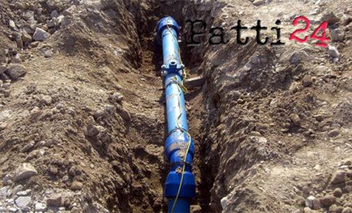 PATTI – Acquedotto frazioni, via agli incarichi professionali con residui di un mutuo