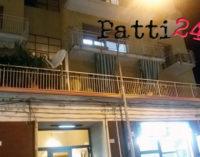 PATTI – Precipita dal secondo piano, illeso un bambino di 7 anni