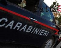 MESSINA – I Carabinieri arrestano un pregiudicato per evasione