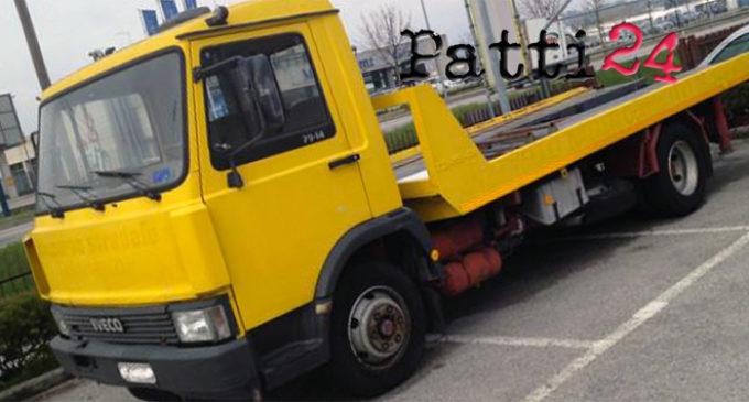 PATTI – Servizio comunale di carro attrezzi, la I^ commissione esprime dubbi