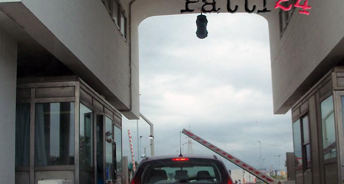 A20 – Per installazione casse automatiche, il 17 e il 18 maggio rimarrà chiusa la rampa d'uscita dello svincolo di Villafranca Tirrena