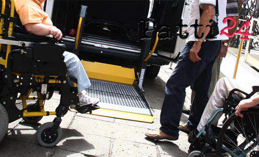PATTI – Manifestazione di interesse per servizio di trasporto gratuito dei disabili