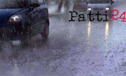 PATTI – Allerta meteo, a Patti scuole chiuse anche domani