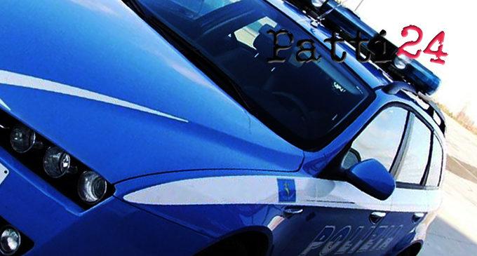 SANT'AGATA MILITELLO – Arrestato stalker e condotto a Gazzi