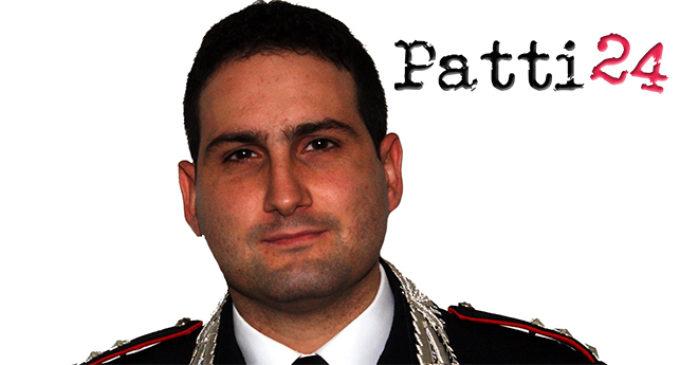 BARCELLONA – Si è insediato il nuovo comandante della compagnia dei carabinieri