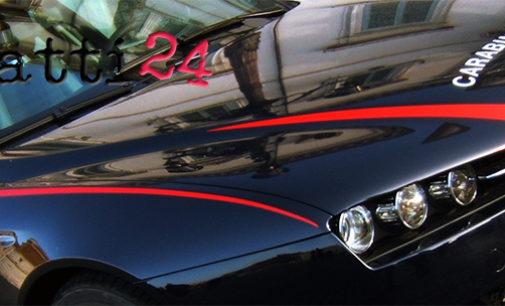 MILAZZO – I Carabinieri hanno sventato un furto in contrada Principato