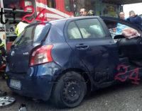 MILAZZO – Auto vola giu' da un viadotto, giovane ferito