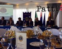 PATTI – Lions Club, celebrato il settimo anniversario