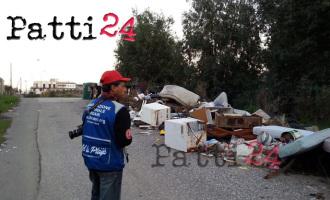 PATTI – Discarica abusiva a ridosso della riserva di Marinello, è scempio ambientale (di Giuseppe Giarrizzo)