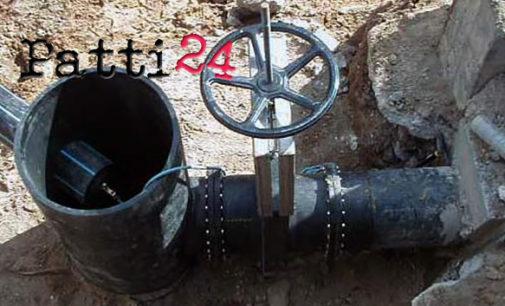 PATTI – La sfida più importante? L'acqua corrente nelle frazioni