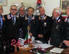 PATTI – A Villa Pisani si è svolta l'assemblea dei 14 Presidenti dell'Associazione Nazionale Carabinieri della Provincia di Messina