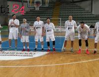 PATTI – Basket: in Serie C exploit di Cefalù a Patti (79-80)
