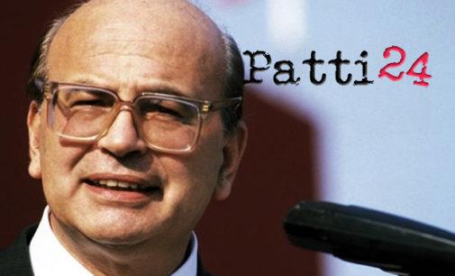 CAPO D'ORLANDO – Il Partito Socialista Siciliano ricorda Bettino Craxi