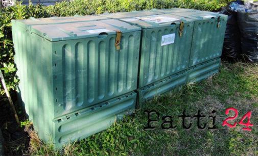 PATTI – In contrada San Giovanni sta per concludersi l'esperienza del compostaggio