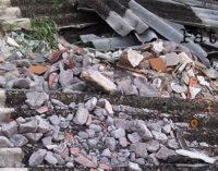PATTI – Sarà raccolto l'eternit depositato in varie zone della città