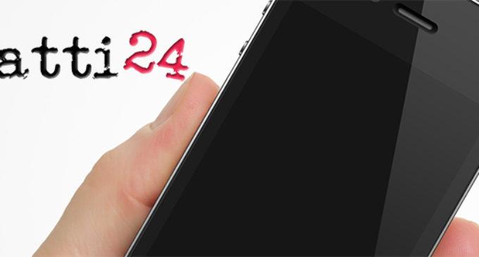 BARCELLONA POZZO DI GOTTO – Utilizza iPhone rubato. Denunciato