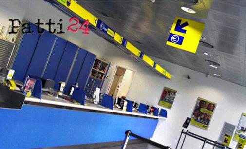 MESSINA – Nel piano tagli annunciato da Poste italiane, a Messina e in provincia CHIUDONO 13 sportelli