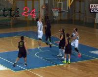 PATTI – Basket, le immagini dell'incontro Sport è Cultura Patti – New Team 2000 Crotone