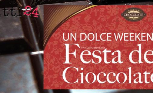 """CAPO D'ORLANDO – """"Festa del Cioccolato"""": si apre giovedì il dolce weekend"""