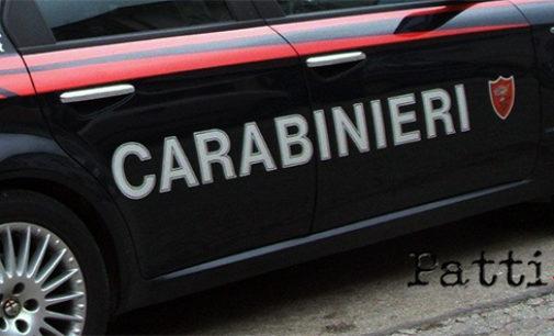 BARCELLONA P.G. – In regime di arresti domiciliari ruba auto a Villafranca Tirrena, rintracciato e arrestato grazie ad allarme satellitare