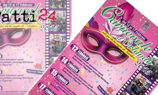 CAPO D'ORLANDO – Presentato il Carnevale d'Orlando 2015